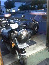 Masked Rider ν(ニュー^^)しるく号!納車されました!。