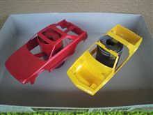 FIAT X1/9 & MR2