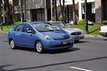 ハワイで見かけた日本車1