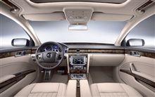 [北京モーターショー2010]VW・フェートン フェイスリフト