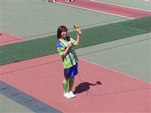 湘南ベルマーレ×ベガルタ仙台 サッカーJ1 2010 第8節 平塚競技場(神奈川県)