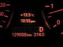 あと1,000kmで…(^^ゞ