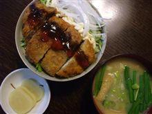俺ちゃん風ソースカツ丼。