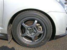 タイヤと燃費。