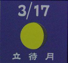 月暦 4月30日(金)