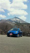 本日の磐梯山