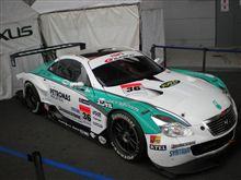 明日からSUPER GT in FSW!!