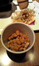 昨日食べた納豆!!