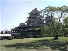 今日の松本城