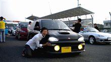GW4日目 OLD/NOW Car Festival in 筑波サーキット