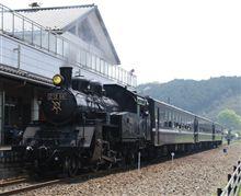真岡鉄道SL!