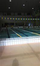 水泳で体を鍛えよう!!