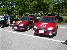 WRC Rd.3 上高地ラリー