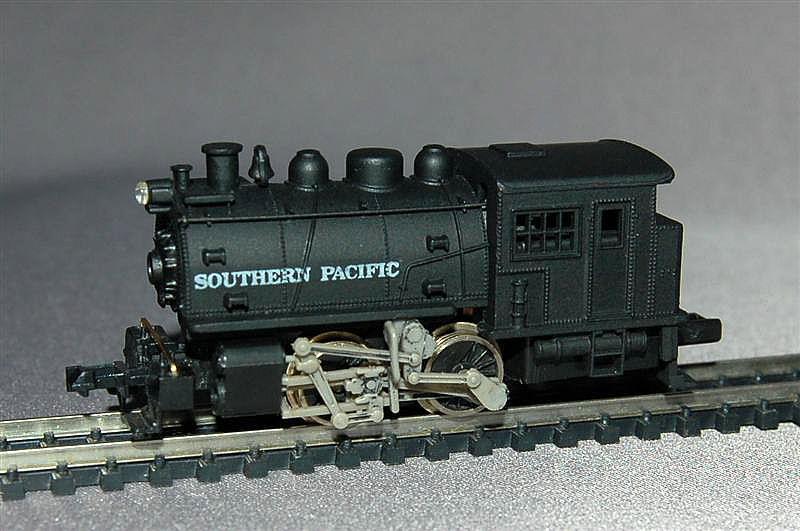 0-4-0ドックサイダー蒸気機関...