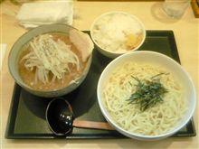 味噌カレーつけ麺(麺屋純太)