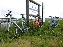 ▼オヤジーズ第1回サイクリング