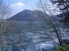 道東の然別湖