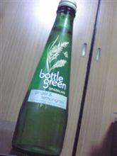 bottle green SPARKLING -ginger&lemongrass-