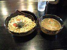 久しぶりのつけ麺(^^)