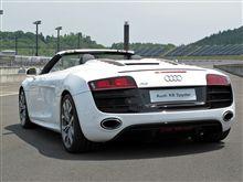 Audi Circuit Experience 2010 Round1 参加してきました