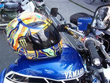 AGV AF-1ヘルメット走行インプレッションをやってきました。