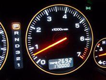 170,000km通過