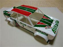 FIAT 131 ABARTH RALLY Alitaliaカラー