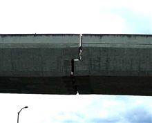 高架の継ぎ目