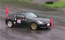 キョウセイシリーズ第3戦:Z34で初優勝!