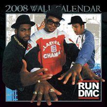 Hip Hop の神様。Run-D.M.C.