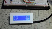 フリスクケースLCD表示器