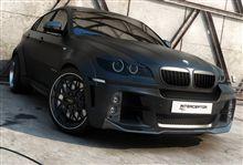 「BMW・X6」をモスクワのチューナーがドレスアップすると・・・/動画でどうぞー。
