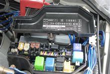 ABS関連リレーを元に戻してみた SXE10アルテッツァ