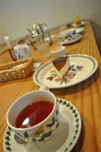 お紅茶をいただきに。