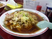 スープ焼きそば 実食編♪~θ(^0^ )