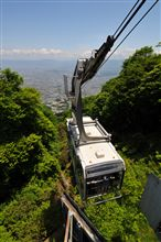 葛城山へ行ってきました。