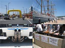 たまの・港フェスティバルに行ってきました。