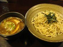 つけ麺(まんまる堂)