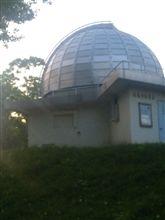 街中の天文台を知ってます!!