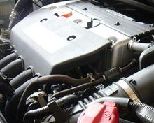 CR-V 2.4L 4WD クワトロアーシング その後の燃費