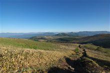 早朝のビーナスの丘