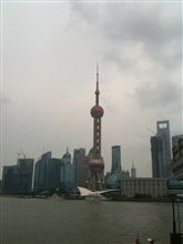 上海なう。あ、明日夜に!