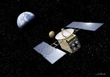 惑星探査衛星「はやぶさ」