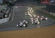 2010 ル・マン24時間レース 6時間程経過