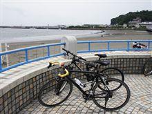 江ノ島まで自転車ツーリング♪