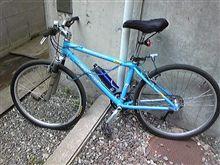 自転車通勤復活