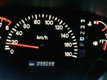 残り901km