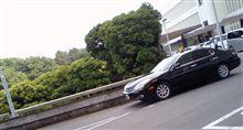 常勝 レクサスES300日本名ウィンダムというタクシー
