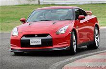 日産 GT‐R、次期型はハイブリッドか?
