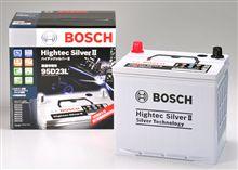 夏場の大渋滞でも安心! 長寿命バッテリーボッシュハイテックシルバーⅡ誕生。
